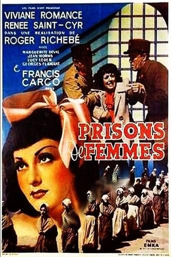 Poster of Prisons de femmes