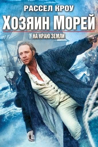 Poster of Хозяин морей: На краю Земли