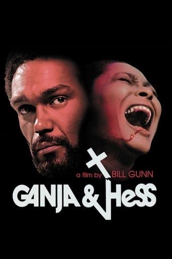 Poster of Ganja & Hess