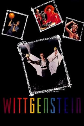 Poster of Wittgenstein