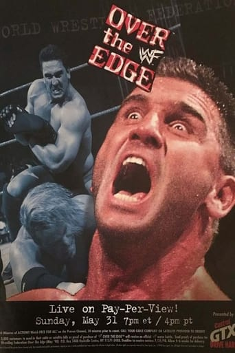 Poster of WWE Over the Edge: In Your House