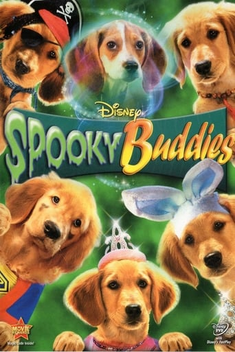 Poster of Spooky Buddies