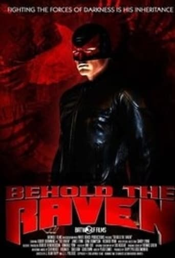 Poster of Behold the Raven