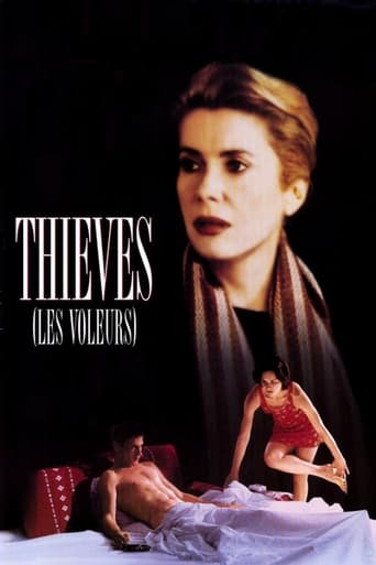 Poster of Thieves