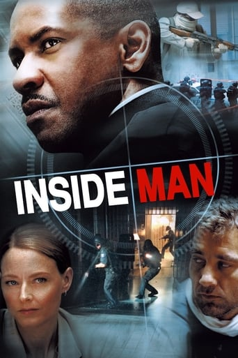 Poster of Inside Man