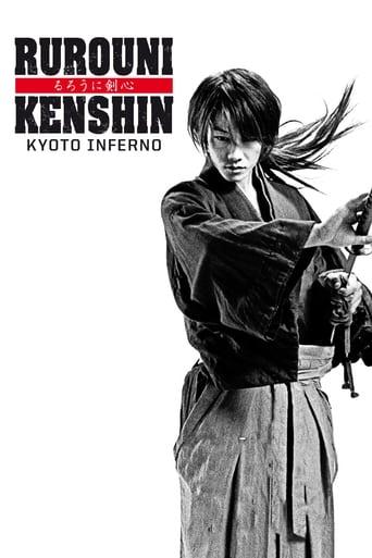 Filmplakat von Rurouni Kenshin 2: Kyoto Inferno