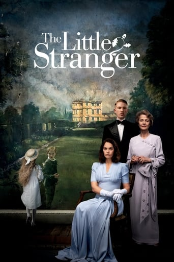 Poster of The Little Stranger