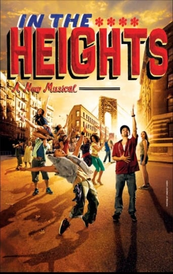 Poster of Great Performances: In The Heights - Chasing Broadway Dreams