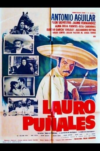 Poster of Lauro Puñales