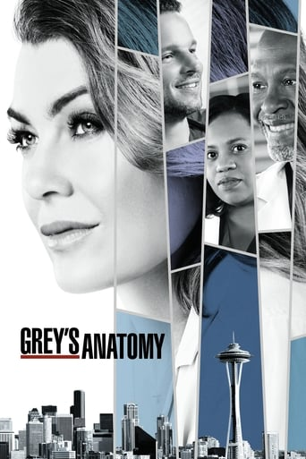 Poster of Grey's Anatomy