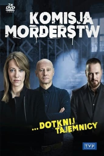 Poster of Komisja Morderstw