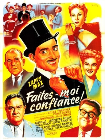 Poster of Faites-moi confiance