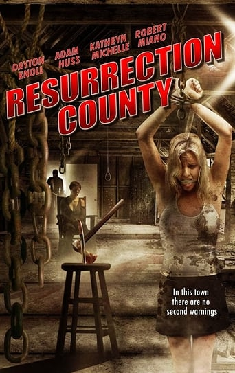 Poster of Resurrection County