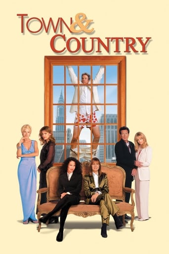 Poster of Town & Country