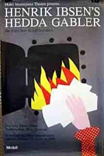 Poster of Hedda Gabler