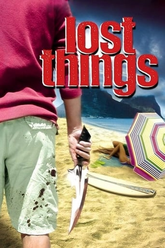 Poster of Lost Things