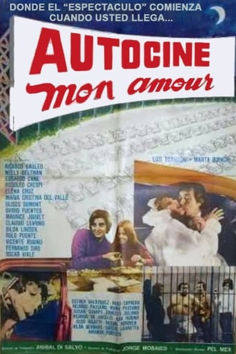 Poster of Autocine mon amour