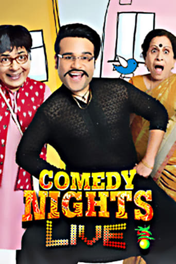 Poster of Comedy Nights Live
