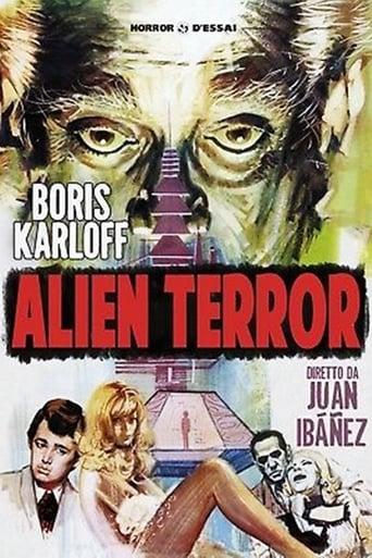 Poster of Alien Terror