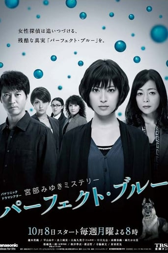 Poster of パーフェクト・ブルー