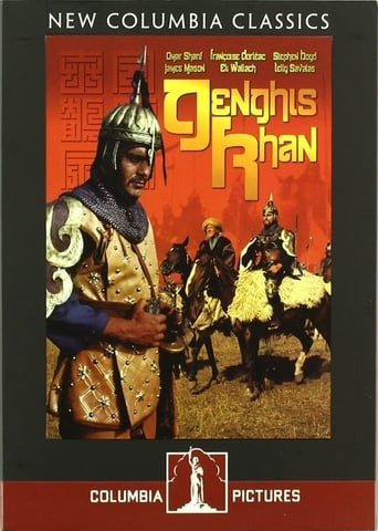 Poster of Genghis Khan