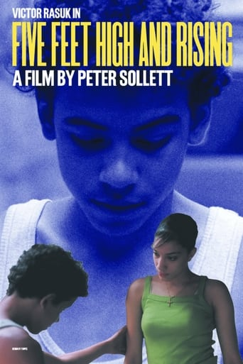 Poster of Five Feet High and Rising