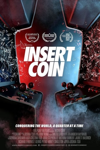 Poster of Insert Coin