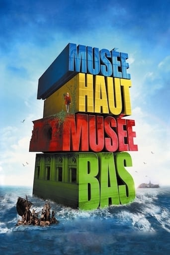 Poster of Musée haut, musée bas