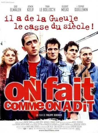 Poster of On fait comme on a dit