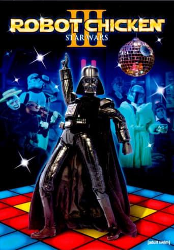 Poster of Robot Chicken: Star Wars Episode III