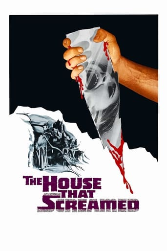 Poster of The House That Screamed