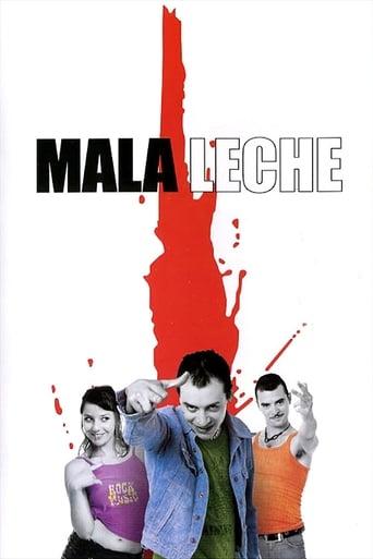 Poster of Mala leche