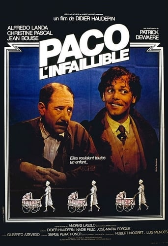 Poster of Paco the Infallible