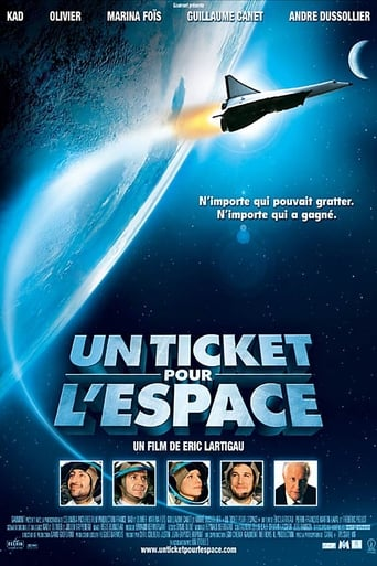 Poster of A Ticket to Space