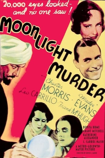 Poster of Moonlight Murder