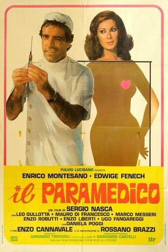 Poster of The Paramedic