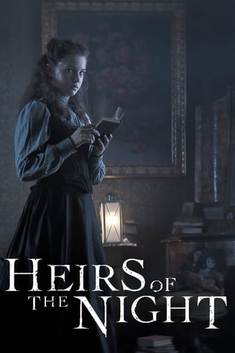 Poster of Heirs of the Night