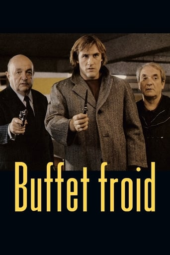 Poster of Studený bufet