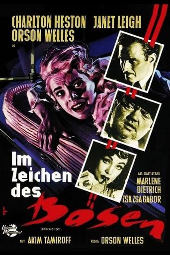 Filmplakat von Im Zeichen des Bösen