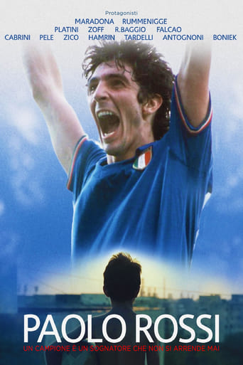 Poster of Paolo Rossi: A Champion is a Dreamer Who Never Gives Up
