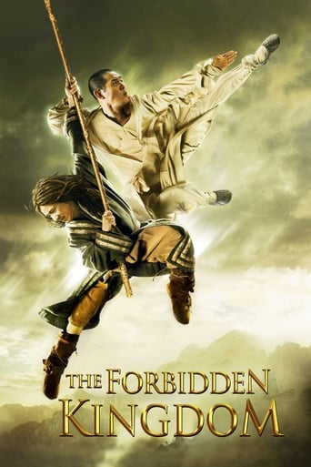 Poster of The Forbidden Kingdom