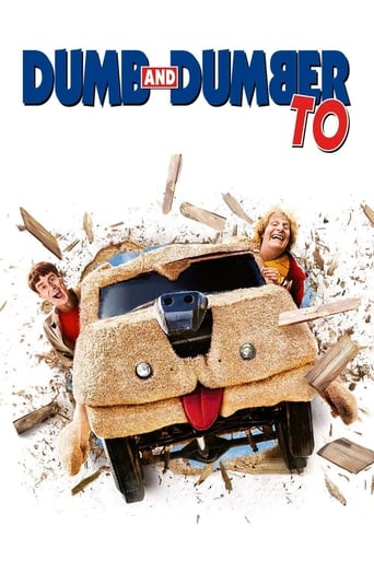 Poster of Dumb and Dumber To