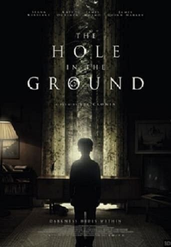 Poster of The Hole in the Ground