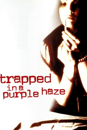 Poster of Trapped in a Purple Haze