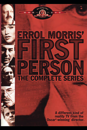 Poster of First Person