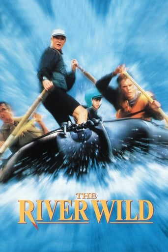 Poster of The River Wild