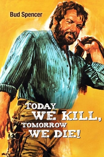 Poster of Today We Kill, Tomorrow We Die!