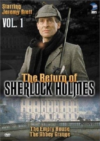 Poster of The Return of Sherlock Holmes