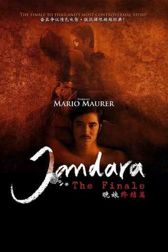 Poster of จันดารา ปัจฉิมบท