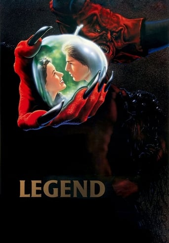 LEGEND (1985) (ARROW 2-DISC LIMITED EDITION) (BLU-RAY)